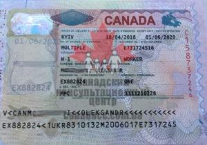 рабочая виза в канаду, александр, апрель 2018